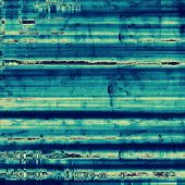 Abstract textured background designed in grunge style. With different color patterns: gray; blue; cyan