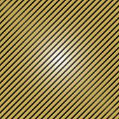 stock photo of diagonal lines  - Geometric fine abstract  pattern with golden diagonal lines - JPG