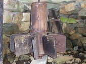 Norse Mill Water Wheel