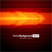 3g graph arrows move vector background
