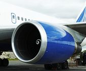 Jet engine are aircraft