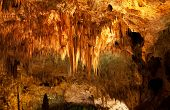 stock photo of carlsbad caverns  - Carlsbad Caverns National Park in USA - JPG