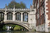 Bridge Of Sighs - Cambridge England