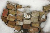 Snow Bricks poster