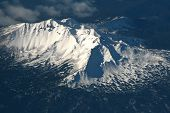 Snow Capped Mountain