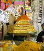 Spice Stall, Isfahan / Esfahan, Iran