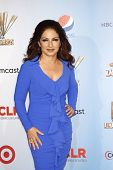 SANTA MONICA, CA - SEP 10: Gloria Estefan at the 2011 NCLR ALMA Awards held at Santa Monica Civic Au