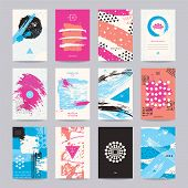 Creative Poster, Art Flyer, Colorful Modern Invitation, Birthday And Wedding Card, Web Banner. Artis poster