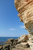 Rocky Cliffs, The Black Sea Coast