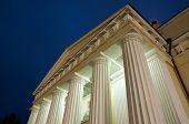 Illuminated Columns