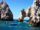 pic of cortez  - A view of El Arco - JPG