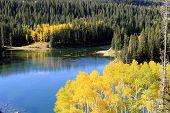 Grand Mesa Lake