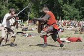 Fighting Vikings - Sword Fight