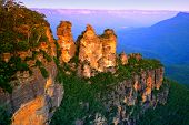 Blue Mountain, Nsw, Australia...