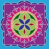 Rangoli, alpana, Mandala, kolam design