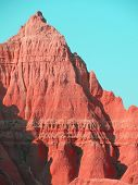 Moods of Nature: Badlands Red Rising