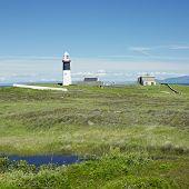 lighthouse, Rathlin Island, Northern Ireland