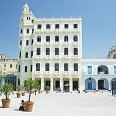 C�?�¡mara Oscura (dark room), Plaza Vieja, Old Havana, Cuba