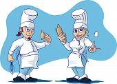 Male / Female Chefs