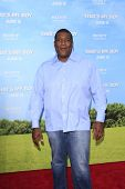 LOS  ANGELES- JUN 4: Curt Menefee at the premiere of Columbia Pictures' 'That's My Boy' at the Regen