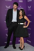 LOS ANGELES - JUNE 9: Soleil Moon Frye, Jason Goldberg at the 11th Annual Chrysalis Butterfly Ball h