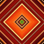 Seamless Rhombic Pattern