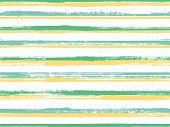 Stripes Geometric Textile Seamless Vector Pattern. Unique Minimalist Design. Geometric Casual Print  poster