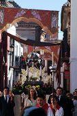 Street ornaments for the Corpus Cristi procession 9
