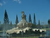 Fountain At Princeville