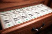 Drawer Full Of Money