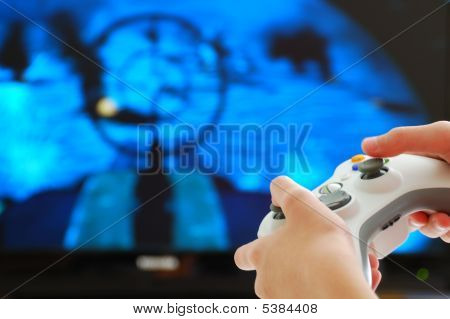 poster of Video Game