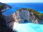 The Bay Of Laganas, Zakynthos