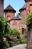 Collonges La Rouge Towers