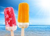 Two Ice Creams