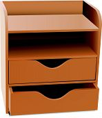 Office Shelves Organizer