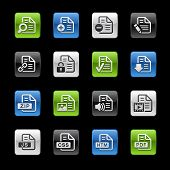 Document Icons 1 // Gelbox Series