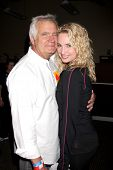 LOS ANGELES - OCT 6:  John McCook, Molly McCook at the Light The Night The Walk to benefit the Leuke
