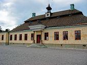 Palace In Skansen