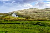 Isle of Skye mountain landscape, Scotland