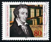 Postage Stamp Germany 1988 Leopold Gmelin, Chemist