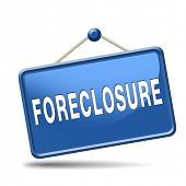 foreclosure auction notice mortgage house loan paying money costs back to bank to avoid foreclosures