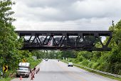 Railway Bridge Maintenance