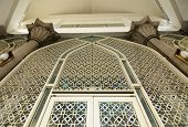Door of Sultan Abdul Samad Mosque (KLIA Mosque)