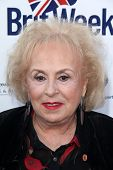 LOS ANGELES - APR 22:  Doris Roberts at the 8th Annual BritWeek Launch Party at The British Residenc