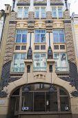 Art Nouveau Building, Tallinn