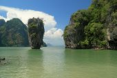 Khao Phing Kan (James Bond) island
