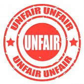 Unfair Stamp