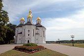 Orthodox Church In Chernigiv, Ukraine