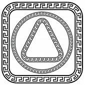 Greek Meander Patterns