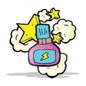 nail polish bottle cartoon